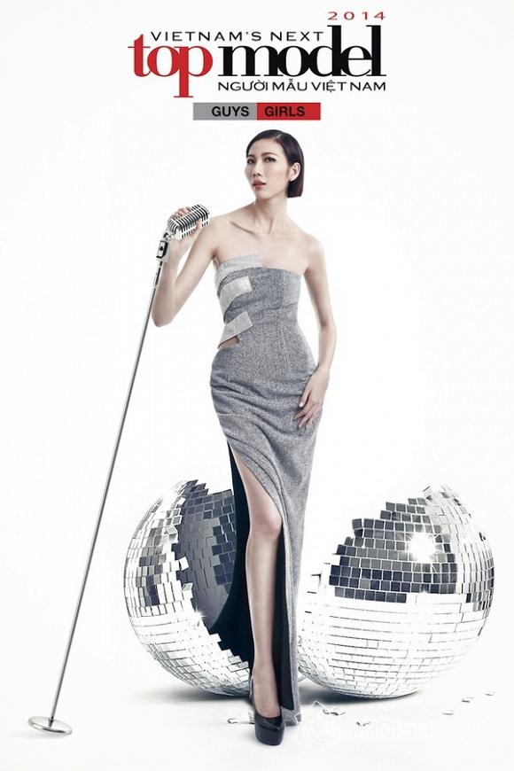 vietnam's next top model 2014, quán quân, mẫu nam, quang hùng, duy anh, nguyễn oanh, tiêu ngọc linh, cao ngân