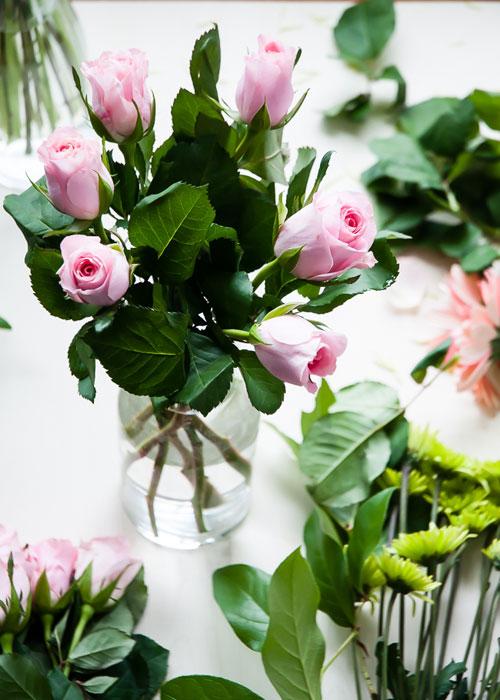 Trang trí nhà đẹp, Bài trí nội thất, Cắm hoa tươi