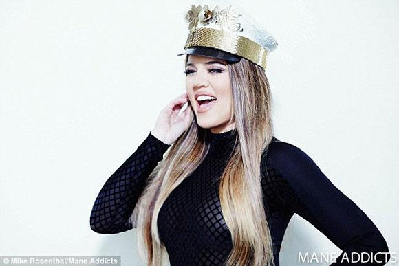 em gái Kim Kardashian,Khloe Kardashian,Khloe Kardashian ngọt ngào,Khloe Kardashian quyến rũ
