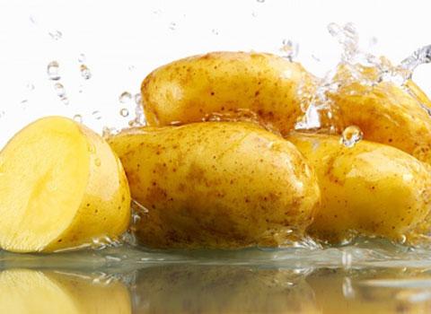 Khoai tây, Công dụng của khoai tây, Thực phẩm có lợi