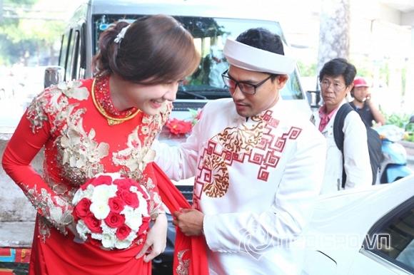 Huỳnh đông, ái châu, đám cưới sao việt, sao việt, trực tiếp đám cưới sao, trực tiếp đám cưới huỳnh đông