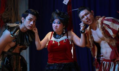 Hoàng Lan,nghệ sĩ Phi Phụng,sao Việt