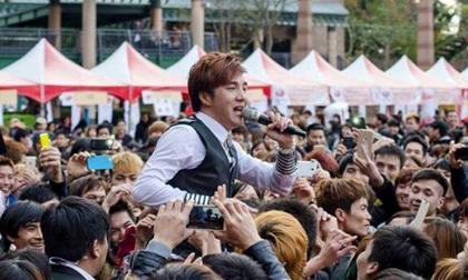 ca sĩ Lâm Chấn Khang, lam chan khang, Lâm Chấn Khang, fans lam chan khang buc xuc