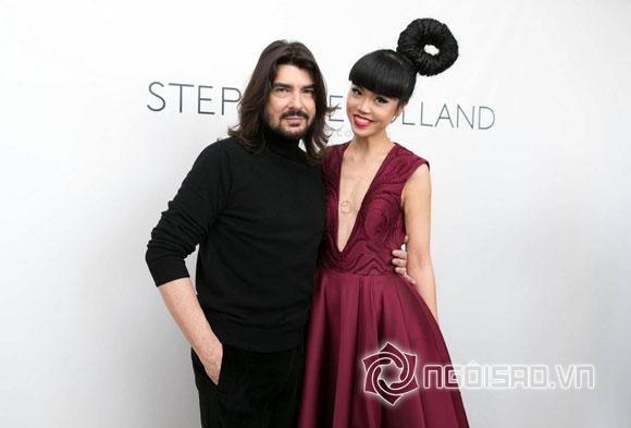 Jessica Minh Anh,Jessica Minh Anh tại Paris Fashion Week,doanh nhân Jessica Minh Anh,tuần lễ thời trang
