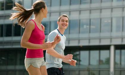 đi bộ, tăng sức khỏe, đi bộ 15 phút, lợi ích của đi bộ, tập thể dục