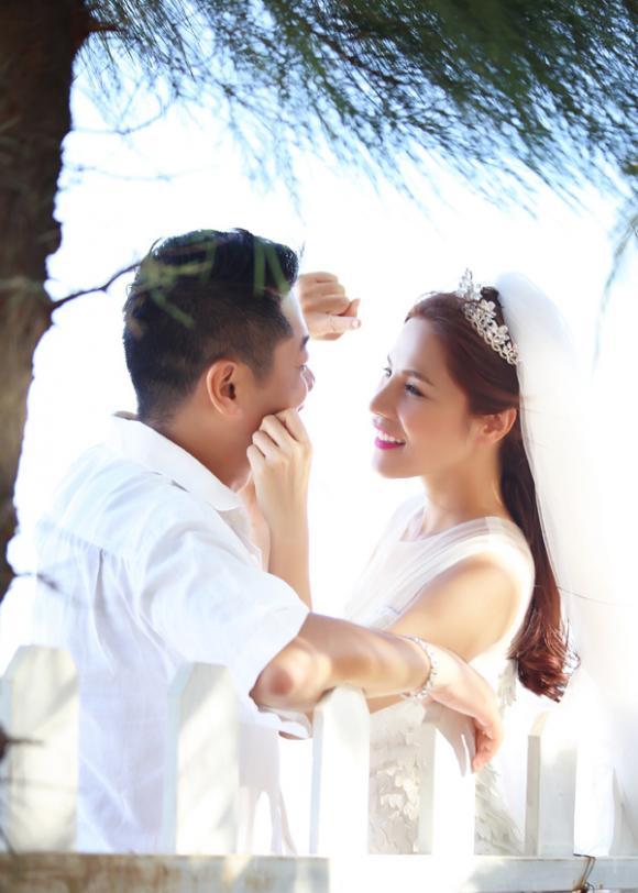 sao Việt, Kiwi Ngô Mai Trang, vợ chồng Kiwi Ngô Mai Trang, Cuộc đua kỳ thú 2014, vợ chồng Kiwi Ngô Mai Trang lãng mạn đón Valentine