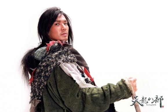 Phim Kim Dung, Kiều Phong, Hồng Thất Công, Quách Tĩnh