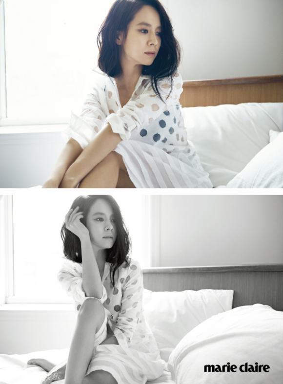 Song Ji Hyo, Song Ji Hyo thanh lịch, Song Ji Hyo đẹp nhất màn ảnh Hàn