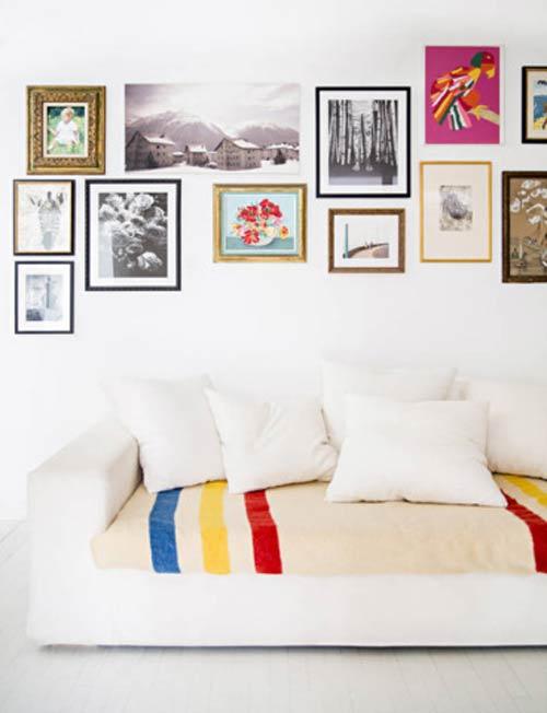 Nghệ thuật trang trí phòng khách thu hút mọi ánh nhìn - 1