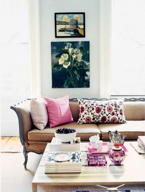Nghệ thuật trang trí phòng khách thu hút mọi ánh nhìn - 2