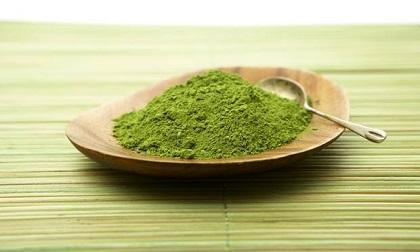 bột trà xanh, mặt nạ bột trà xanh, mặt nạ tự nhiên, cách sử dụng bột trà xanh