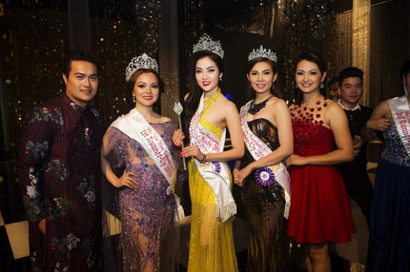 Ruby Anh Phạm, Hoa hậu phụ nữ người Việt thế giới 2015