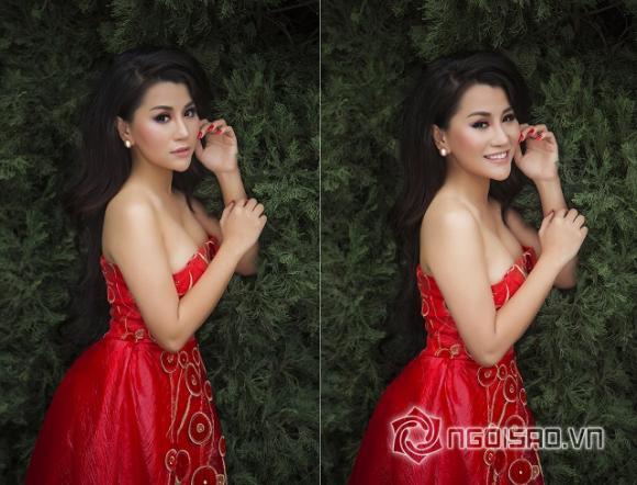 Á hậu 3 Hoa hậu Phụ nữ người Việt thế giới 2015, Nguyễn Khánh Di, Á hậu 3 của cuộc thi Hoa hậu Phụ nữ người Việt thế giới 2015