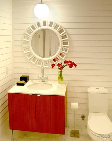 nha tam 1 ngoisao.vn Chia sẻ cách hóa giải những điểm nghịch phong thủy của phòng tắm