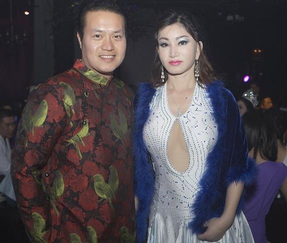 Minh Chánh Entertainment, minh chanh, Minh Chánh tổ chức tiệc sau cuộc thi, Bầu Minh Chánh và dàn tân Hoa hậu Phụ nữ người Việt thế giới 2015 mừng tiệc VIP