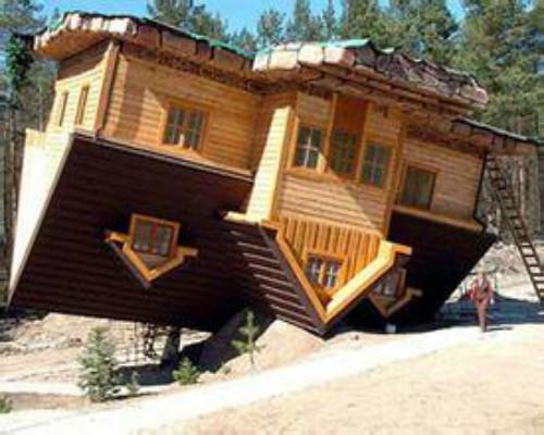 Những kiểu nhà tuyệt đối không nên mua - 1