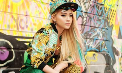 Minzy, Minzy 2NE1, nhóm 2NE1, sao hàn, sao Kpop