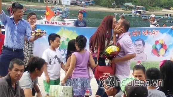 Mỹ nhân Việt tặng quà gì cho chồng trong ngày sinh nhật 1