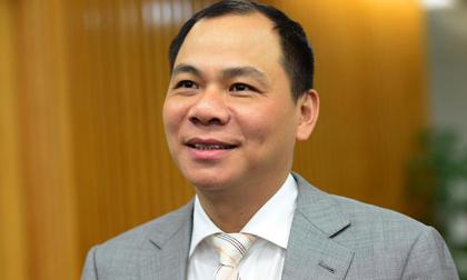 bóng hồng quyền lực,  tỷ phú Phạm Nhật Vượng,  Phạm Thu Hương, tập đoàn Vingroup