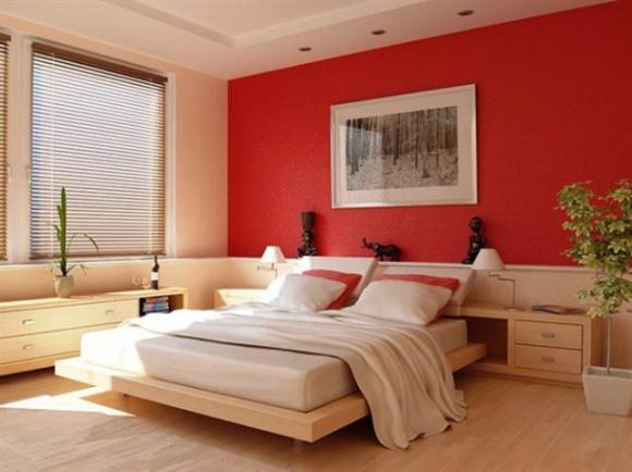 ke giuong ngu vo chong 5 ngoisao.vn Chia sẻ cách bài trí phòng ngủ hợp phong thủy nhất cho vợ chồng
