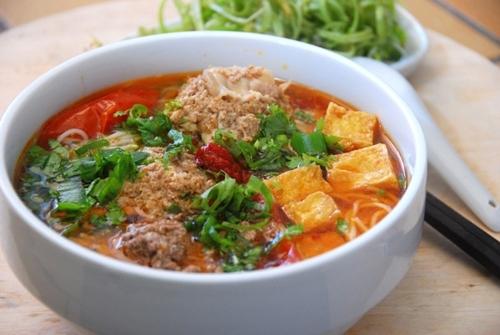 Đặc sản Việt Nam, Phở Việt Nam, Bún riêu cua, Bánh xèo, Món ăn ngon