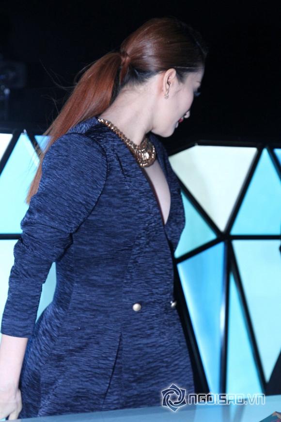 Khánh Thi, Nữ hoàng dancesport, Khánh Thi lộ diện, bà bầu Khánh Thi, chồng 9x Khánh Thi, Phan Hiển