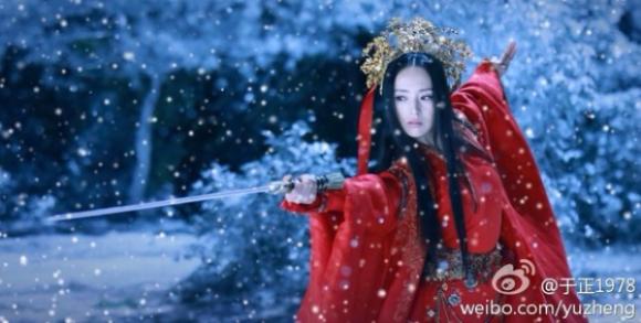 Phim kinh dung, Tiểu Long Nữ, Quách Tĩnh, Hoàng Dung, Dương Quá