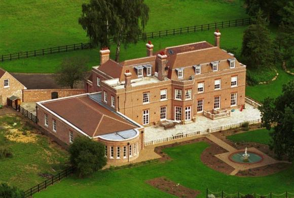 beckham doi 8 ngoi nha17 ngoisao.vn Cùng nhìn qua 8 ngôi nhà bạc tỷ của vợ chồng nhà Becks
