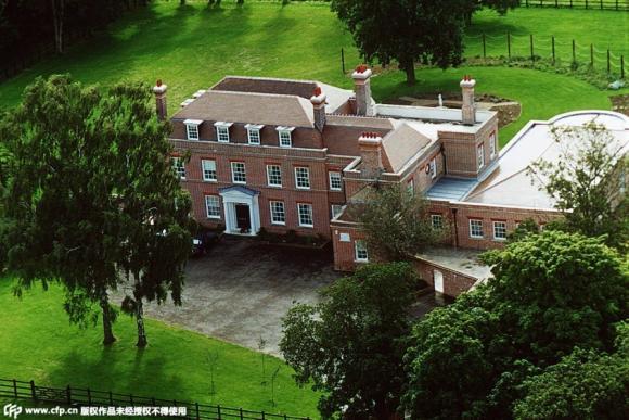 beckham doi 8 ngoi nha19 ngoisao.vn Cùng nhìn qua 8 ngôi nhà bạc tỷ của vợ chồng nhà Becks