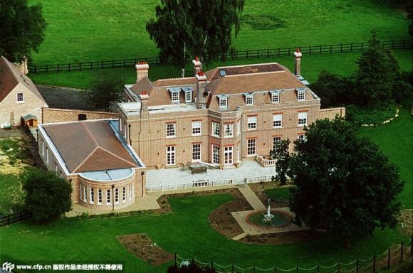 beckham doi 8 ngoi nha20 ngoisao.vn Cùng nhìn qua 8 ngôi nhà bạc tỷ của vợ chồng nhà Becks