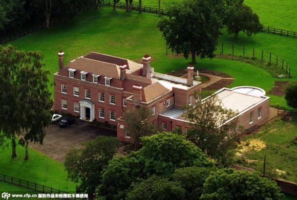 beckham doi 8 ngoi nha21 ngoisao.vn Cùng nhìn qua 8 ngôi nhà bạc tỷ của vợ chồng nhà Becks