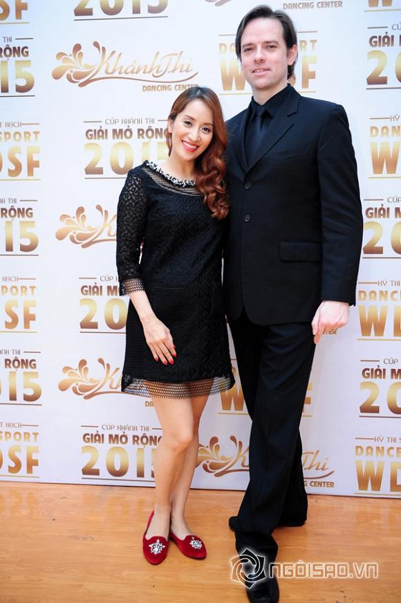 Khánh Thi, Nữ hoàng dancesport, Khánh Thi cấp cứu, Khánh Thi tái xuất tươi rói, chồng 9x Khánh Thi, Phan Hiển