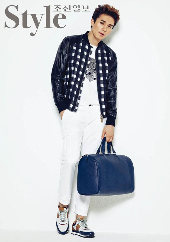 Lee Dong Wook,Lee Dong Wook phong cách,Lee Dong Wook cuốn hút,Lee Dong Wook trẻ trung