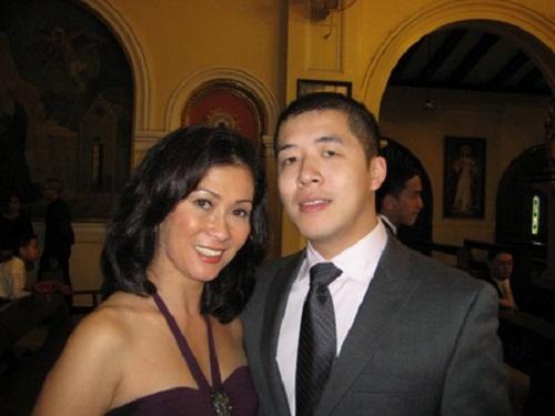 Nhà chồng Tăng Thanh Hà