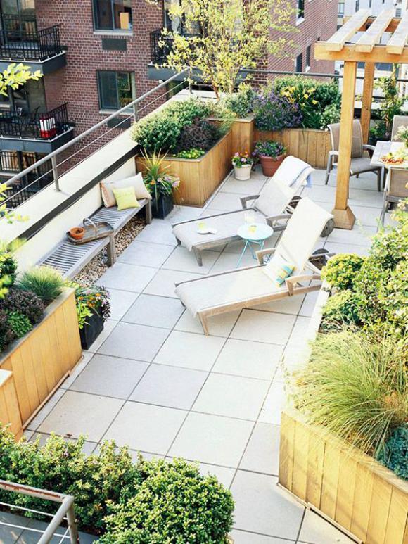 vuon dep 1 ngoisao.vn Cùng nhìn qua 8 mẫu thiết kế vườn tuyệt đẹp cho nhà phố