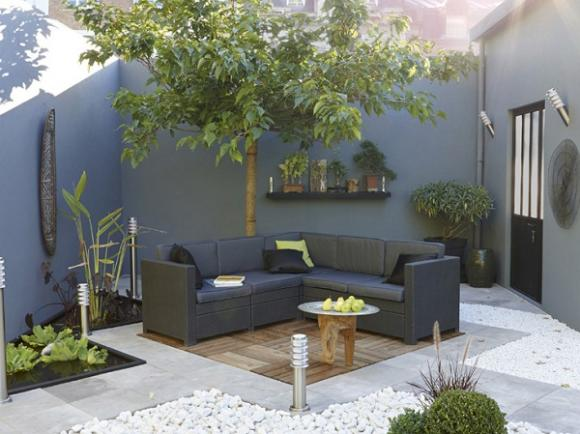 vuon dep 13 ngoisao.vn Cùng nhìn qua 8 mẫu thiết kế vườn tuyệt đẹp cho nhà phố