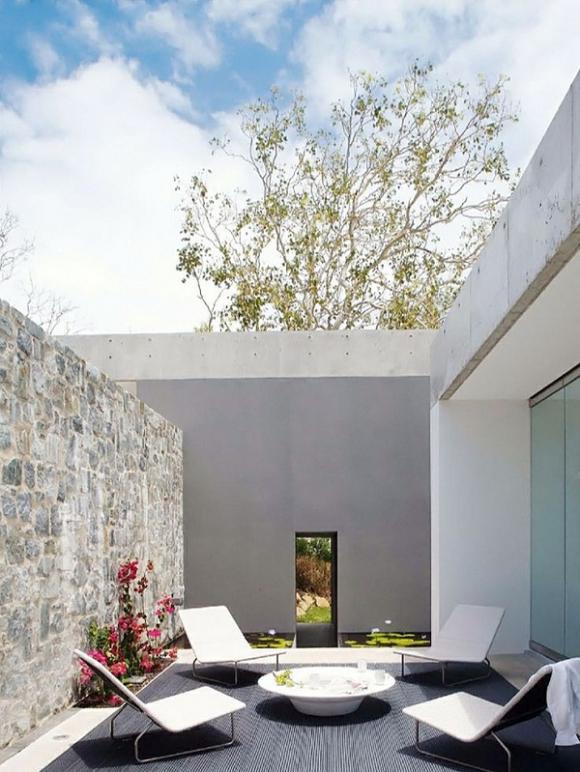 vuon dep 15 ngoisao.vn Cùng nhìn qua 8 mẫu thiết kế vườn tuyệt đẹp cho nhà phố