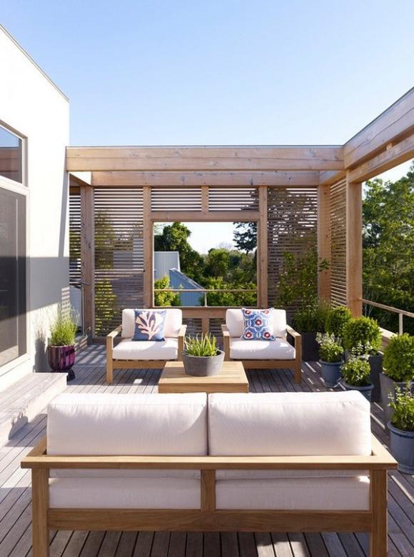 vuon dep 4 ngoisao.vn Cùng nhìn qua 8 mẫu thiết kế vườn tuyệt đẹp cho nhà phố