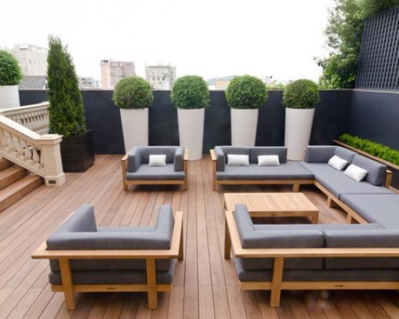 vuon dep 7 ngoisao.vn Cùng nhìn qua 8 mẫu thiết kế vườn tuyệt đẹp cho nhà phố