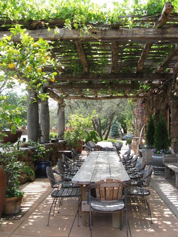 vuon dep 9 ngoisao.vn Cùng nhìn qua 8 mẫu thiết kế vườn tuyệt đẹp cho nhà phố