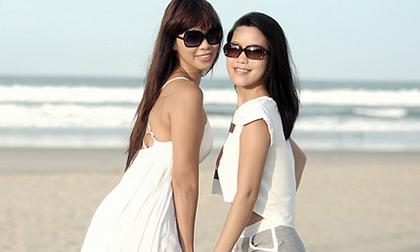em gái Hà Anh, Hà My, Hà Anh
