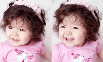 ảnh cười, ảnh bé hài hước, bé chụp ảnh, suy nghĩ và thực tế, ảnh đẹp của bé