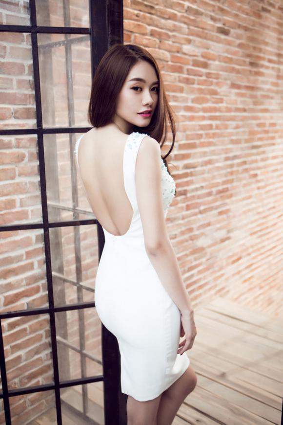 Linh Chi, gà cưng Vũ Khắc Tiệp, Linh Chi đẹp miễn chê, scandal Linh Chi, Linh Chi quyến rũ, Linh Chi gợi cảm, Linh Chi diễn xuất