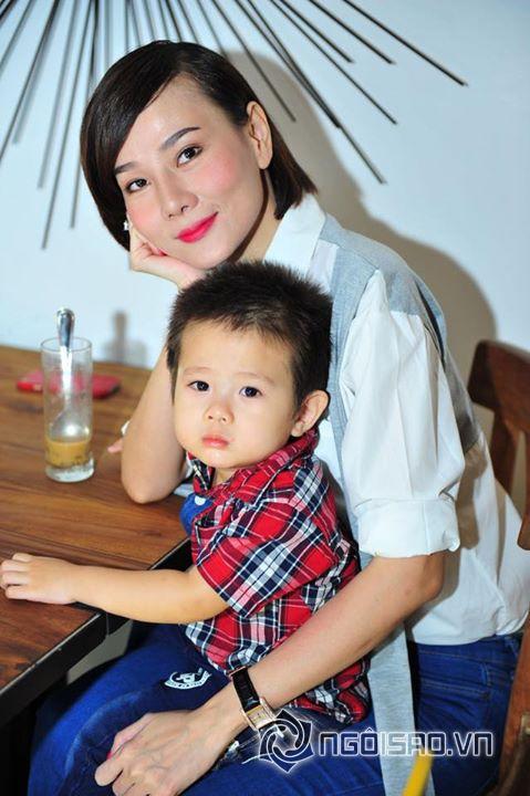 Dương Yến Ngọc, chồng Dương Yến Ngọc, Dương Yến Ngọc ly hôn, con trai Dương Yến Ngọc