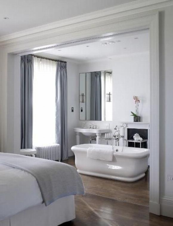 bon tam 11 ngoisao.vn Chia sẻ những mẫu thiết kế bồn tắm tuyệt đẹp trong phòng ngủ