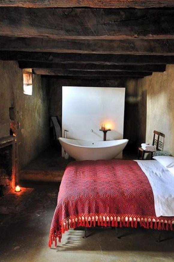 bon tam 13 ngoisao.vn Chia sẻ những mẫu thiết kế bồn tắm tuyệt đẹp trong phòng ngủ