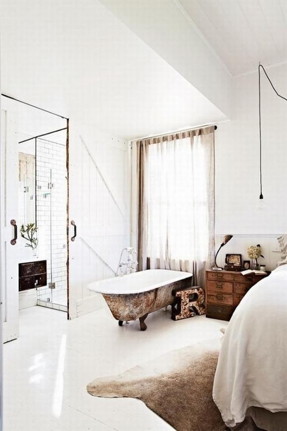bon tam 14 ngoisao.vn Chia sẻ những mẫu thiết kế bồn tắm tuyệt đẹp trong phòng ngủ