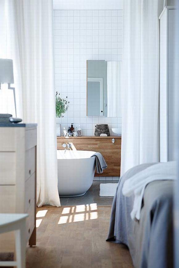 bon tam 20 ngoisao.vn Chia sẻ những mẫu thiết kế bồn tắm tuyệt đẹp trong phòng ngủ