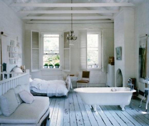 bon tam 21 ngoisao.vn Chia sẻ những mẫu thiết kế bồn tắm tuyệt đẹp trong phòng ngủ