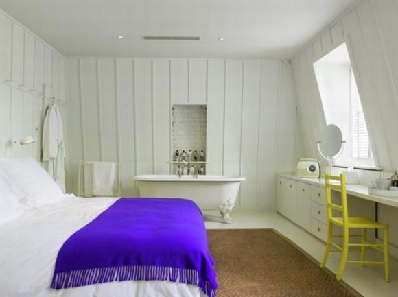 bon tam 3 ngoisao.vn Chia sẻ những mẫu thiết kế bồn tắm tuyệt đẹp trong phòng ngủ